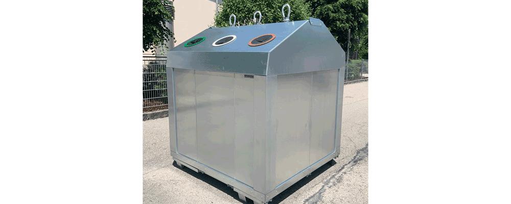 Klaus Kinshofer Technik Glascontainer